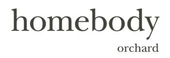 homebodyorchard.com.au Logo