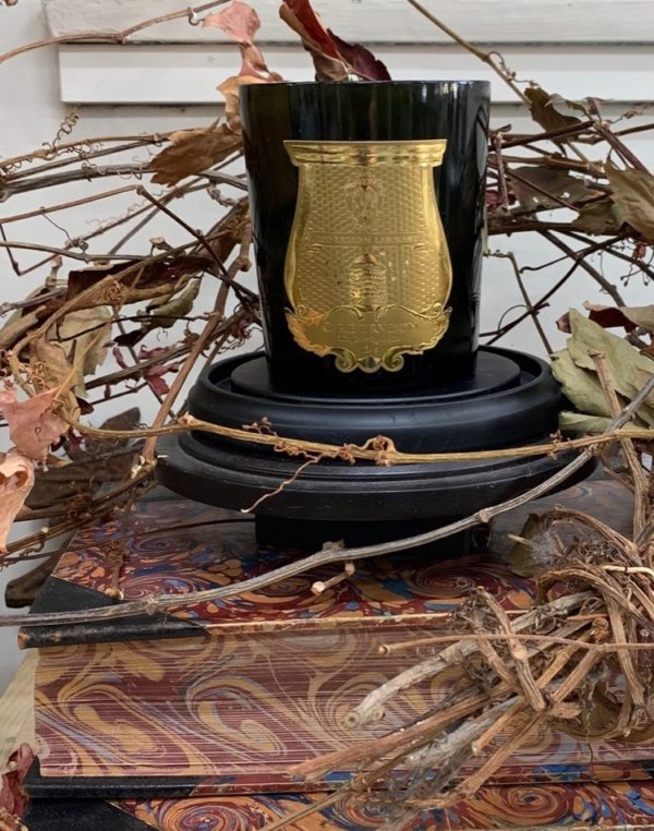 Cire Trudon Christmas fragrances at Homebody Orchard